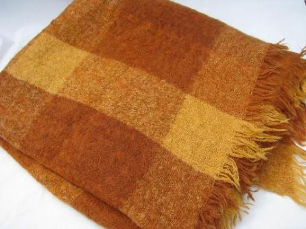 Hudsons-Bay-blanket-label-vintage-bittersweet-plaid-mohair-wool-throw-Scotland-Laurel-Leaf-Farm-item-no-w712121-1