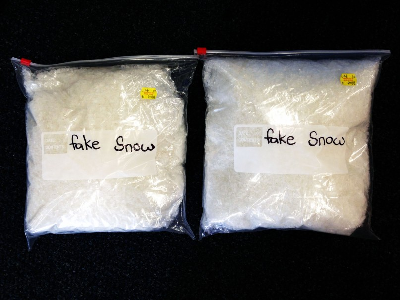 fake snow 2