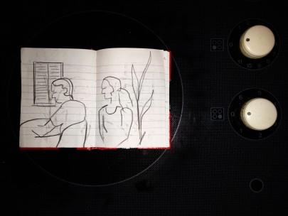 stove drawings